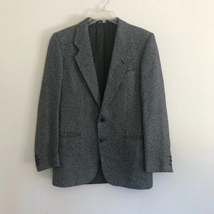 MANI by Giorgio Armani Mens Tweed Sport Coat
